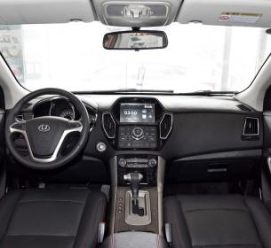 Rigan Motor A25 Interior